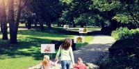 RPL program lets kids read a book while walking a trail