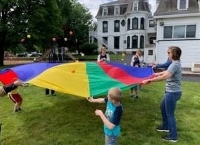Rochester Police, St. Charles School enjoy day of fun with Field Day activities, bbq