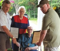 Northern Seacoast's oldest resident dies at age of 104