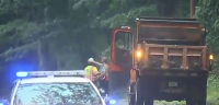 Downed trees, power lines, injuries reported in Strafford