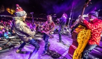 Grammy nominee Infamous Stringdusters bring their bluegrass vibe to Rochester