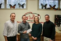 Studley's helps grow donations to performing arts center