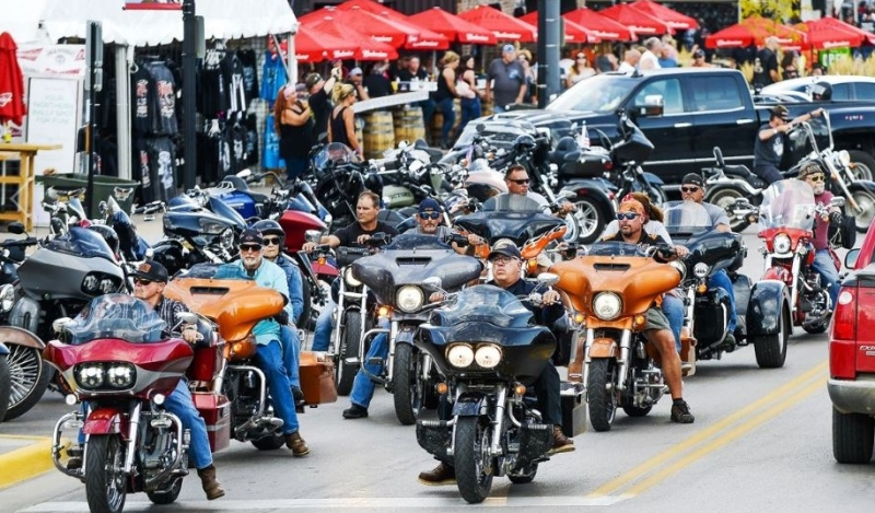 New Hampshire DHHS: If you went to Sturgis get tested, quarantine immediately