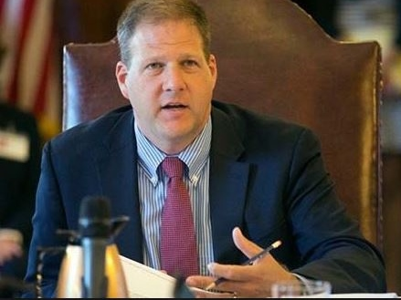 'Babies at work' initiative is a program whose time has come, Sununu says