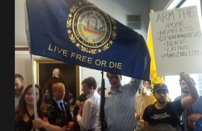 Sununu's Friday veto flurry includes gun control, minimum wage bills