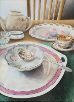 Annual Ladies Circle Mother's Day tea set for May 12