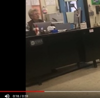 Video that got teacher fired gives public a peek inside school walls, and guess what? It's not always pretty