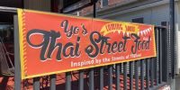 Thai street food eatery opens in former comedy club space