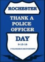 Businesses, groups gear up for 'Thank a Police Officer' day