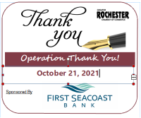 Chamber's member appreciation day set for Oct. 21