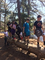 Students look to turn Pines into a nature classroom
