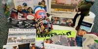 City departments craft time capsule to memorialize the year that was 2020