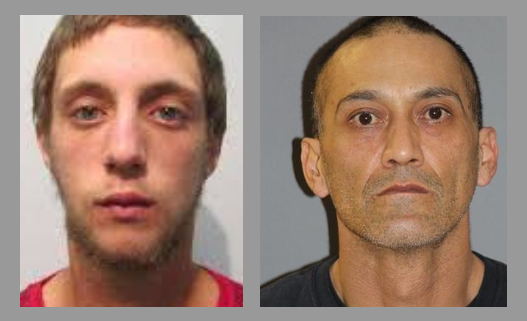 Two arrested in nighttime burglary incident at So'field Apartments