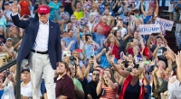 President Trump to hold outdoor rally in Portsmouth on Saturday