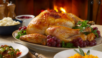 Talking turkey, study finds Northern New England safest place for Thanksgiving