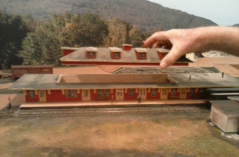 You gotta raise the roof for these model railroad magicians