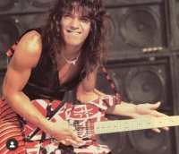 Remembering Van Halen for sticking it out, staying true to his dream