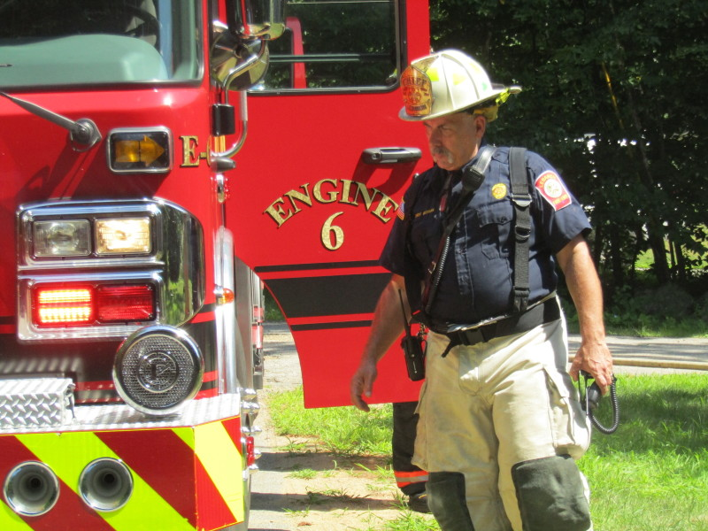 Lebanon Fire and EMS chief Meehan abruptly steps down