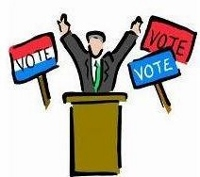 Nomination papers now available for elected positions