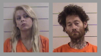 Wakefield pair arrested on meth trafficking charges