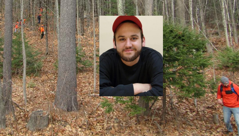 Massive search party combs woods for Wakefield man missing since Nov. 7