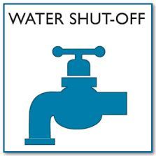 Harding Street residents may lose water service Mon.