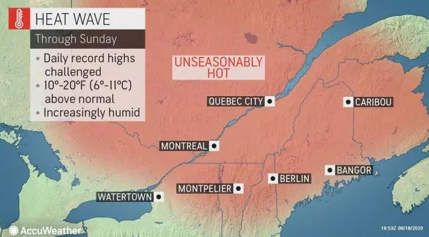Back to back heat waves, continued drought  in store for Northern Seacoast