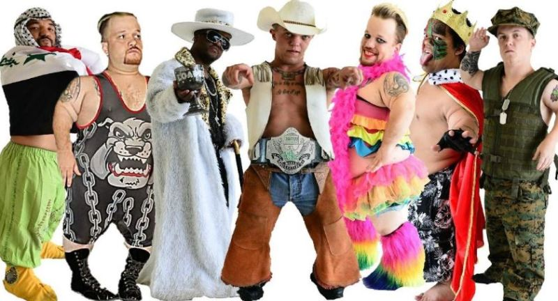 These little guys grapple with success: It's showtime at ROH