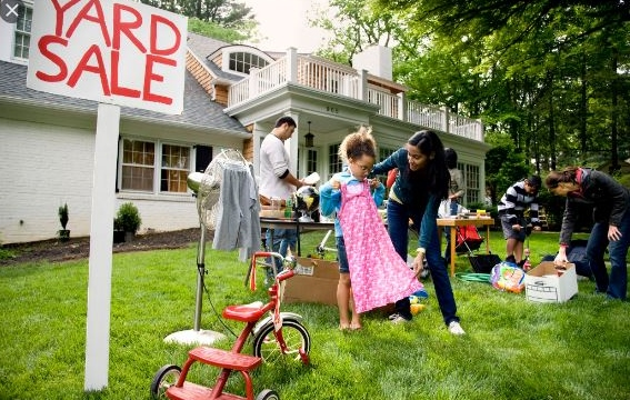 New Hampshire, Get ready to start your (small) yard sales