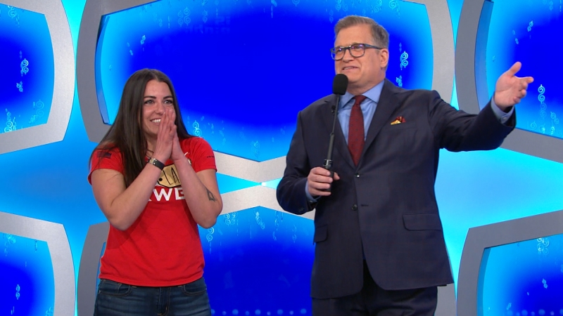 You'll have to tune in today to see if Lebanon woman has the (Price is) right stuff